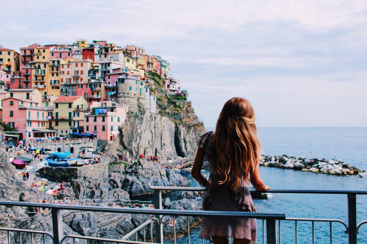Cinque Terre Italy Reisebericht